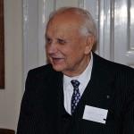 Olaf Kibe seltsi peakoosolekul Eesti Majas 23.01.2010